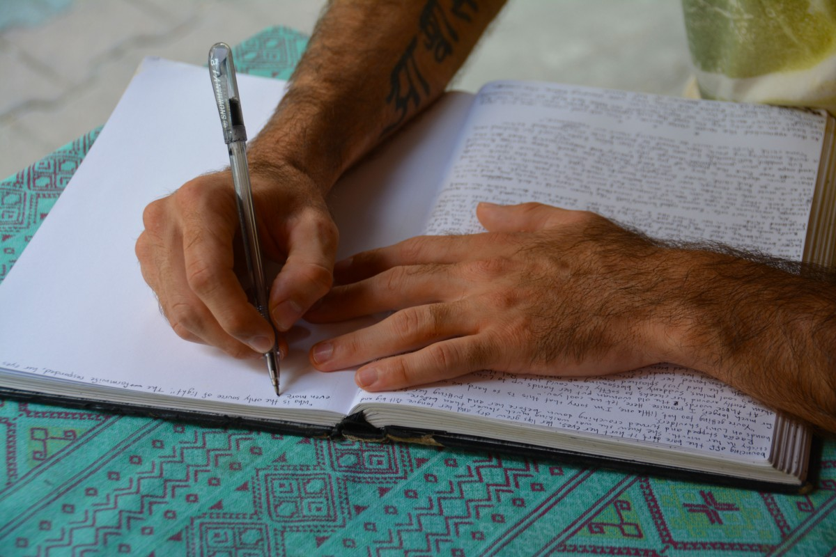 image from Journaling for the doctorate (I): Types and benefits